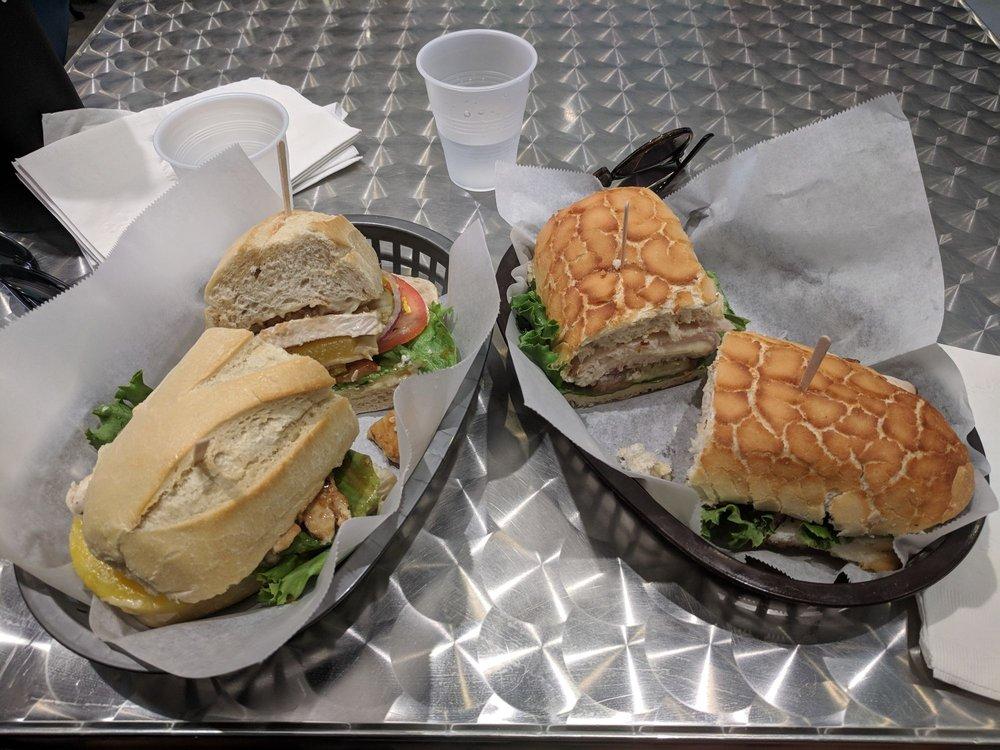 The Sandwich Spot: 276 N Palm Canyon Dr., Palm Springs, CA