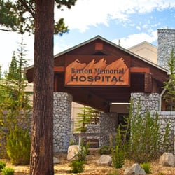 Barton Memorial Hospital Emergency Room
