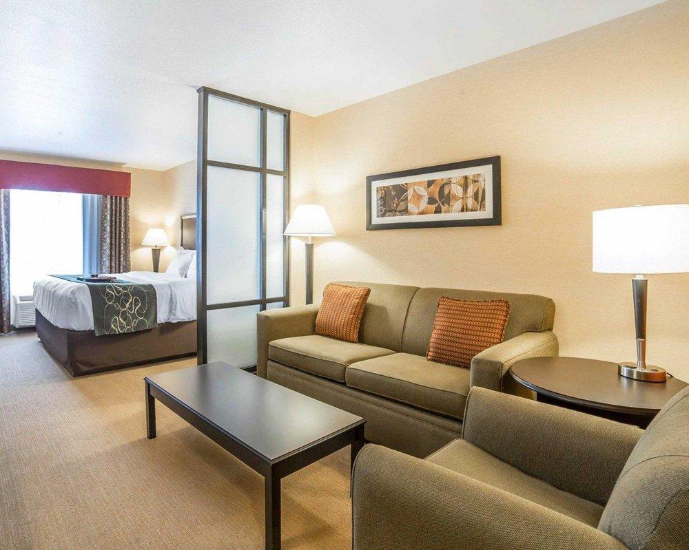 Comfort Suites Airport: 3180 N Washington St, Helena, MT