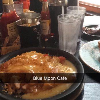 Blue Moon Cafe Brunch