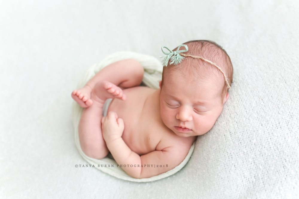 71fbbd31e newborn studio session. jersey city photographer. baby girl. tanya ...