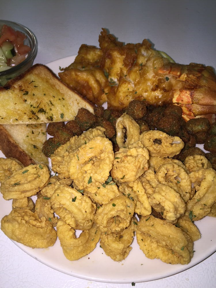 photo of kelz kitchen atlanta ga united states calamari fried oysters - Kelz Kitchen