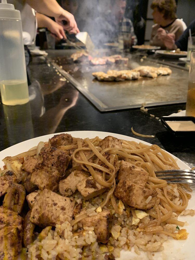 Kobe Japanese Steakhouse: 2773 66th St N, St. Petersburg, FL
