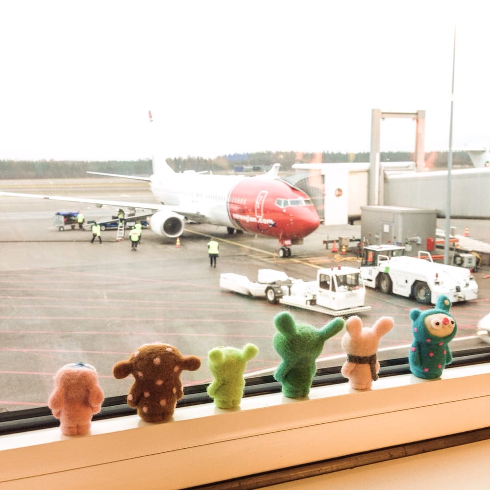 helsinki airport lost and found