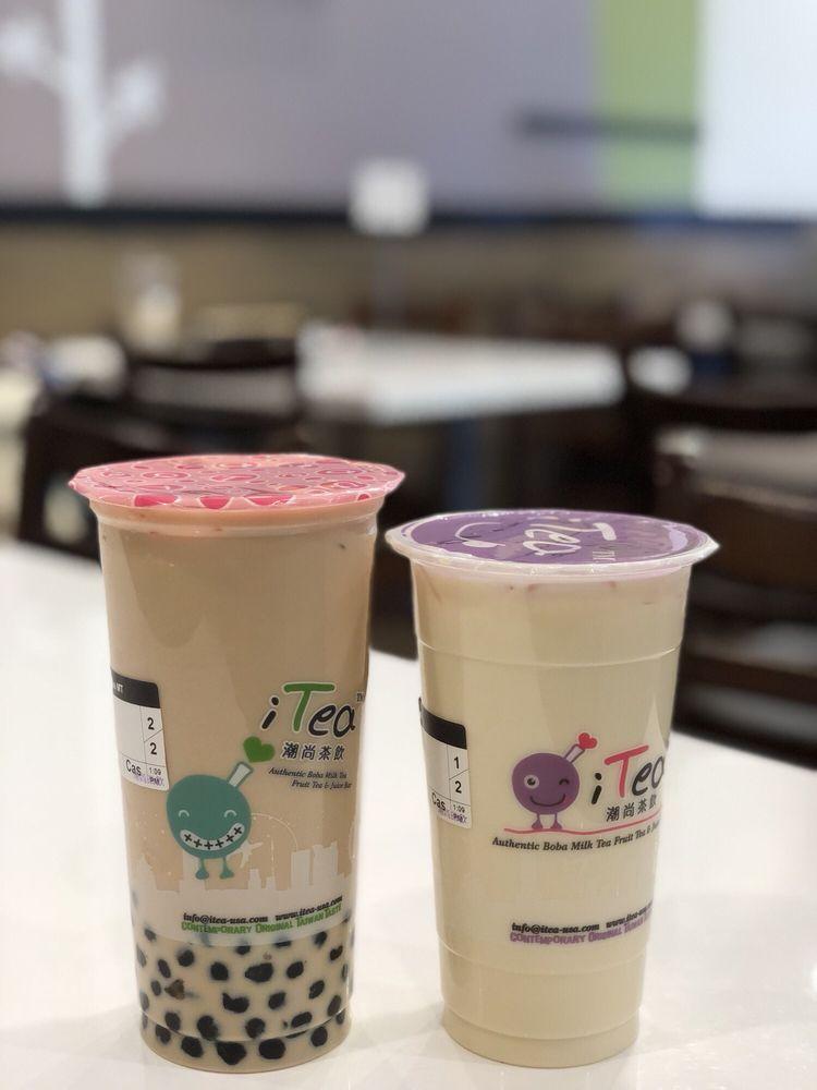 Food from i-Tea