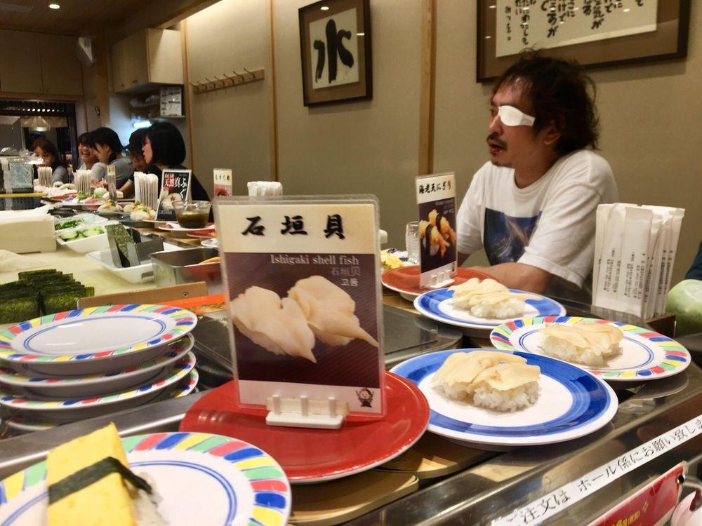 Sushi no Musashi Kyōtoeki Hachijōguchi