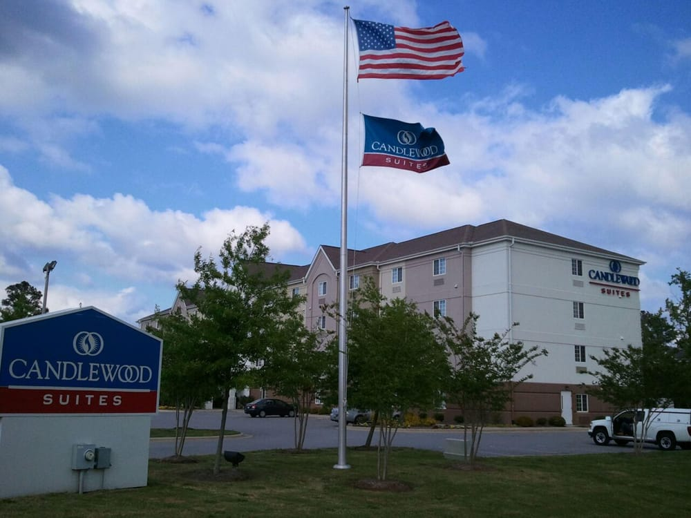 Candlewood Suites Greenville Nc: 1055 Waterford Commons Dr, Greenville, NC