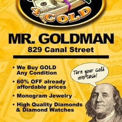 mr goldman on canal jewelry 829 canal st central