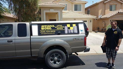 Maricopa Appliance Repair: 42487 W Hall Dr, Maricopa, AZ