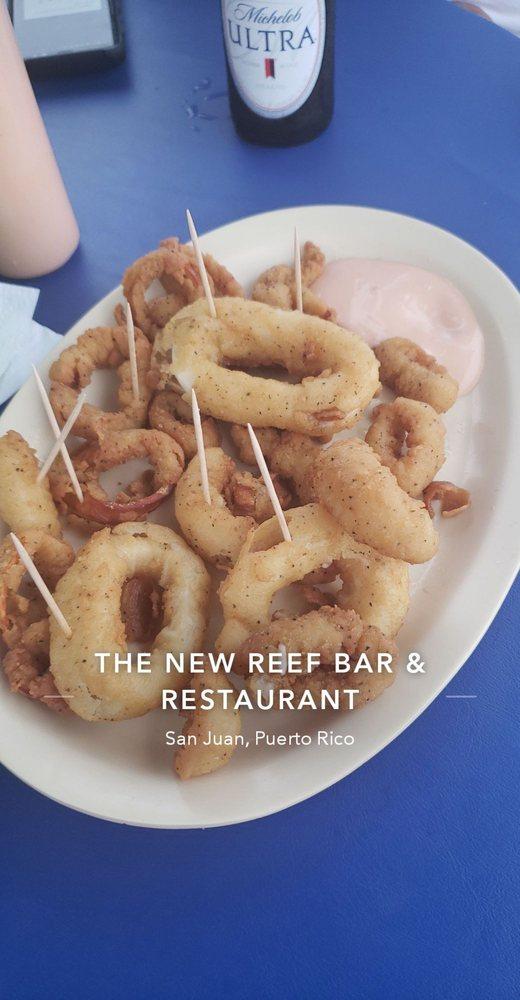 The Reef Bar: Carretera 187, Pinones, PR