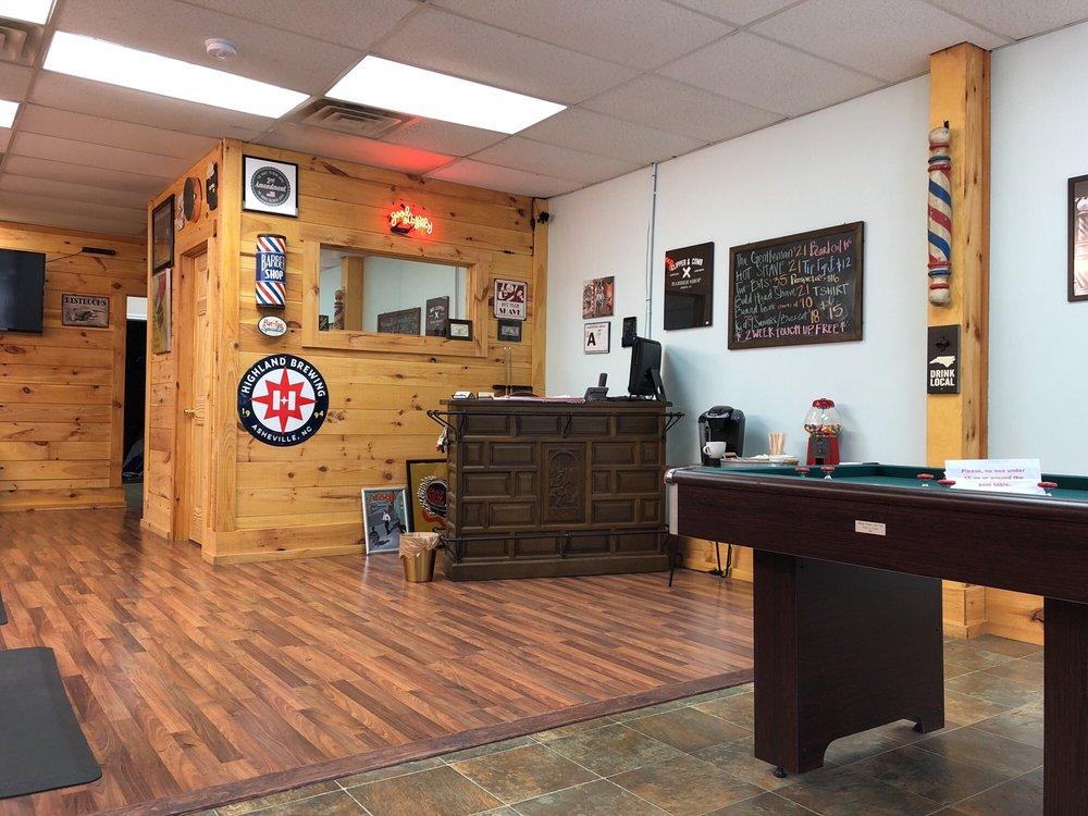 Clipper & Comb: 3749 Sweeten Creek Rd, Arden, NC