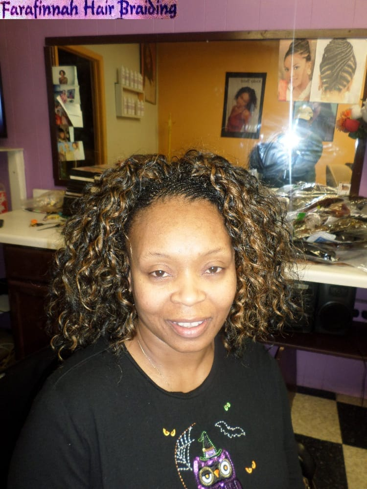 Crochet Braids Near Me : ... Braiding - Chicago, IL, United States. Crochet w/ Cornrows in front