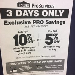 photo of lowes wilmington de united states - Lowes Business Credit Card 2