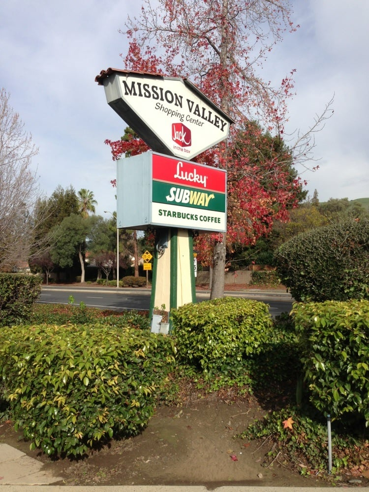 Mission Valley Shopping Center: 40063 Mission Blvd, Fremont, CA