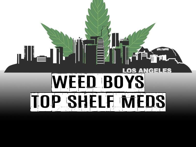 Weed Boys: Los Angeles, CA