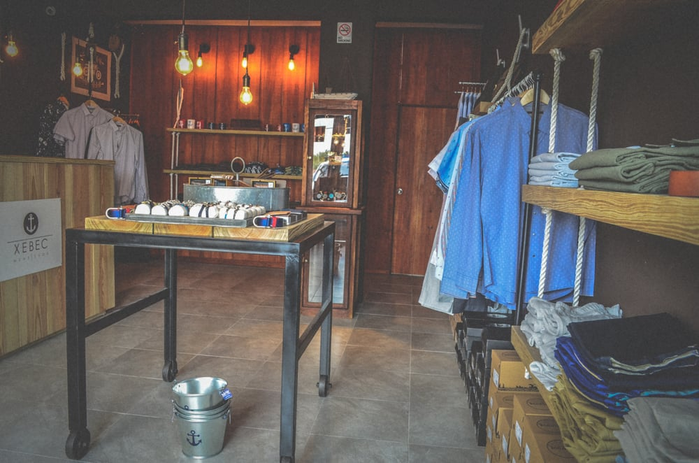 Xebec Men's Shop: Hwy 110 km 8.6, Aguadilla, PR