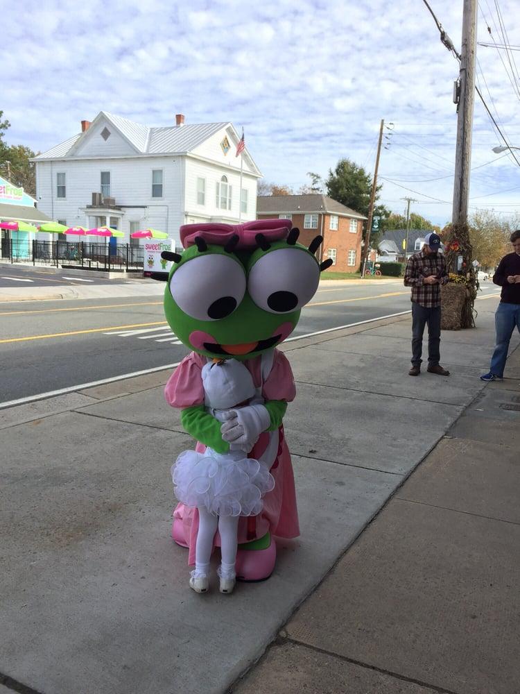 Sweet Frog Premium Frozen Yogurt: 210 England St, Ashland, VA