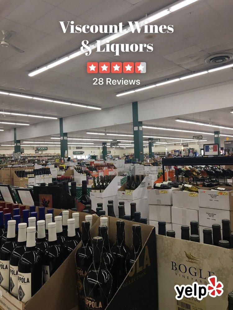 Viscount Wines & Liquors: 1173 Rt 9, Wappingers Falls, NY