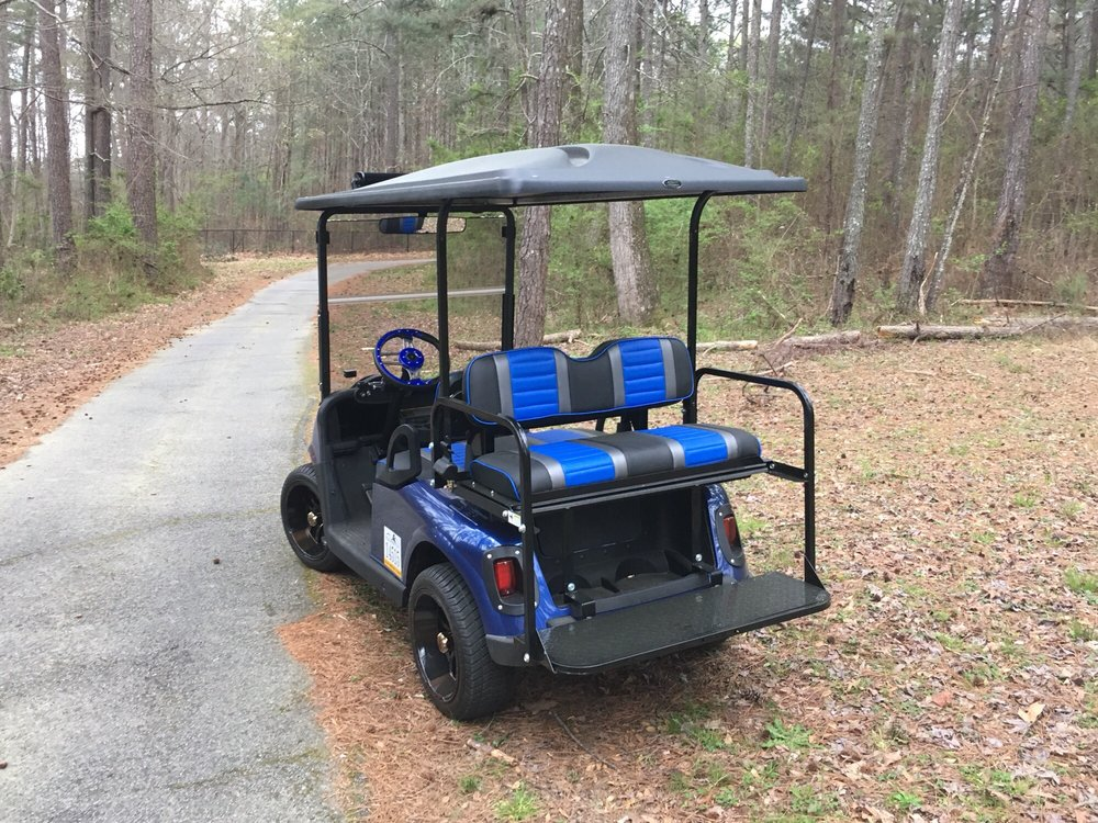 Photos for Big O's Golf Carts - Yelp on big golf discounts, big excavators, big dog cart, big storage, dough boyz custom carts, big max golf, big golf mats, two seater carts,