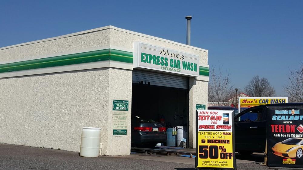 Mac's Carwash: 2375 Street Rd, Bensalem, PA