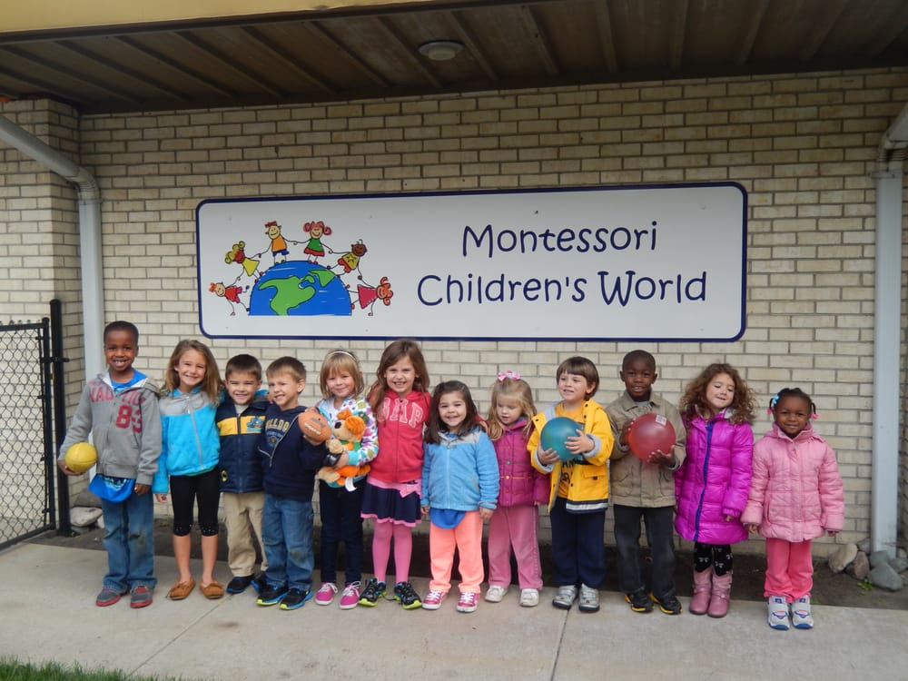 Montessori Children 39 S World Yelp