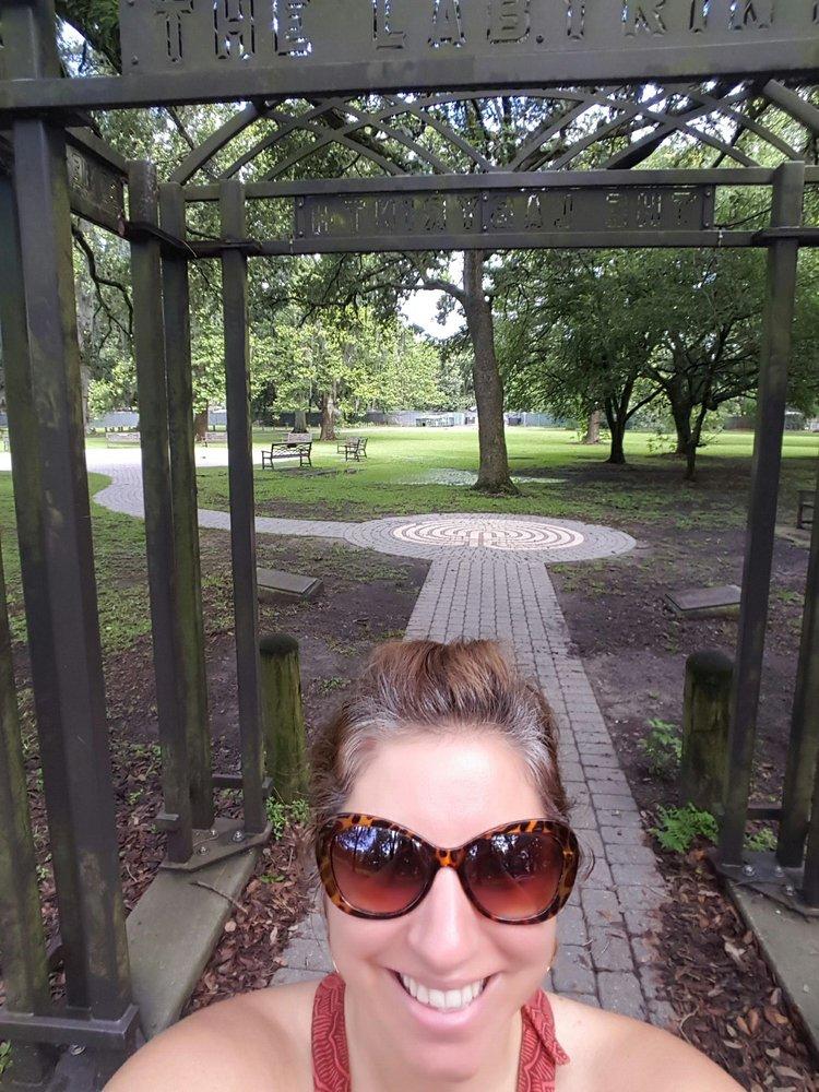 The Labyrinth At Audubon Park