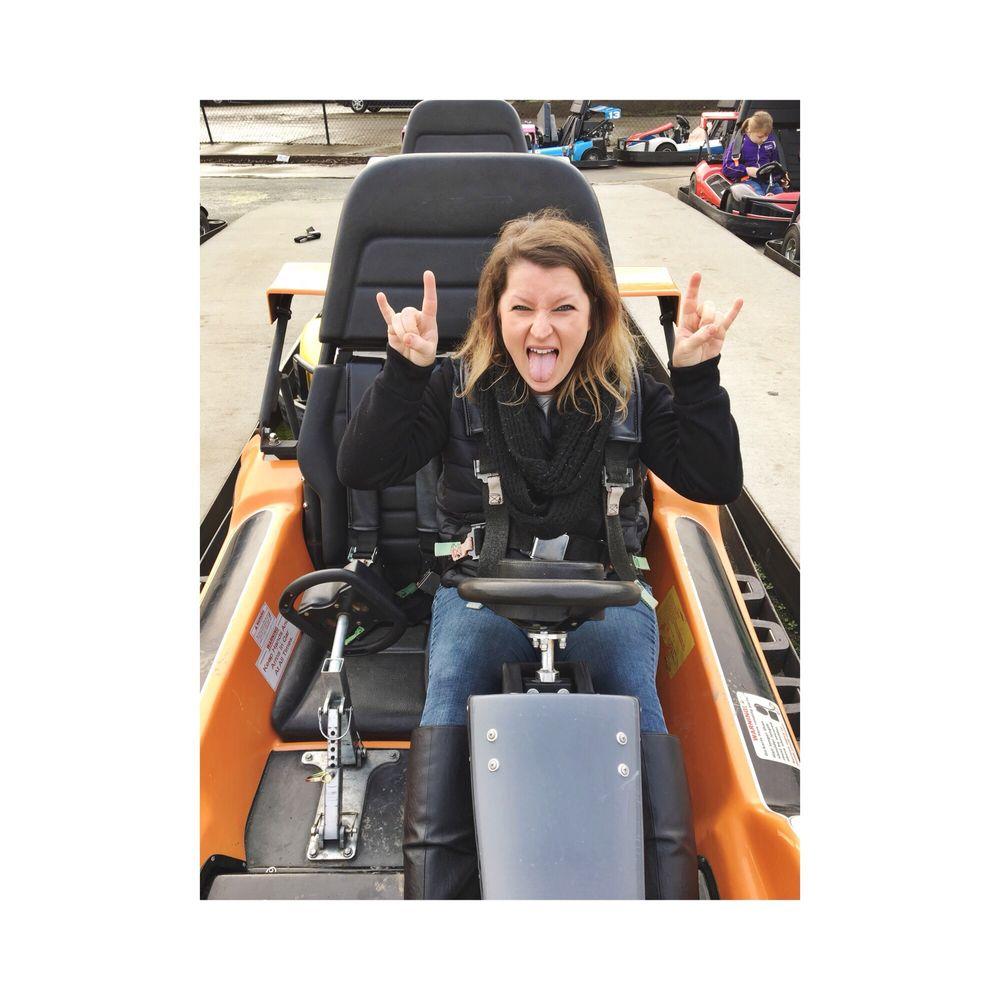 Brattland Go Karts & Arcade: 1403 Monroe Landing Rd, Oak Harbor, WA