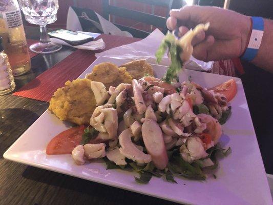 La Garita Waterfront Seafood Calle Manuel Enrique 130
