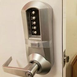 San jose lock and key