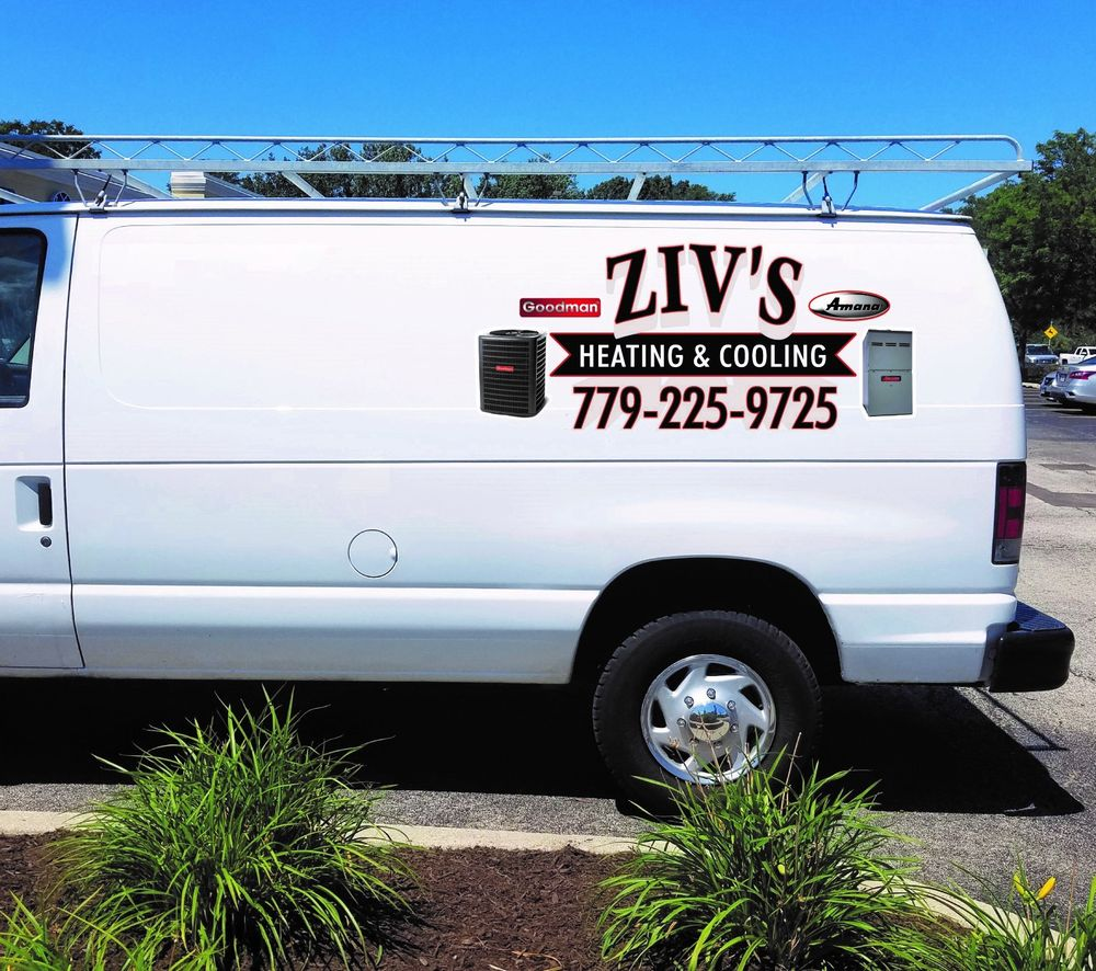 Ziv's Heating & Cooling: Joliet, IL