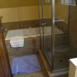 Photo Of Frank Sons Construction Tacoma Wa United States Remodeled Bathroom