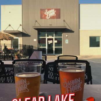 Photo Of Saloon Door Brewing   Webster, TX, United States