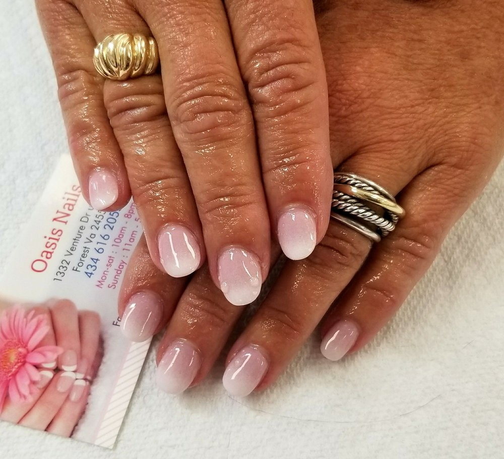 Oasis Nails: 1332 Venture Dr, Forest, VA