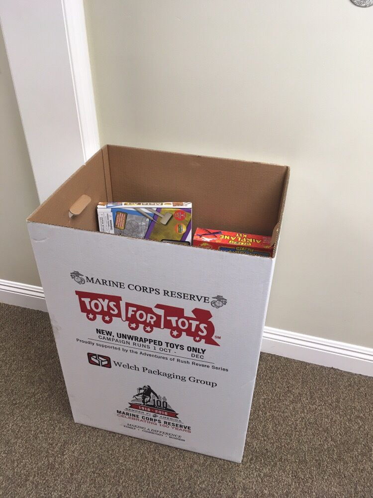 Toys For Tots Donation Site : Cmdc is an official toys for tots donation site yelp