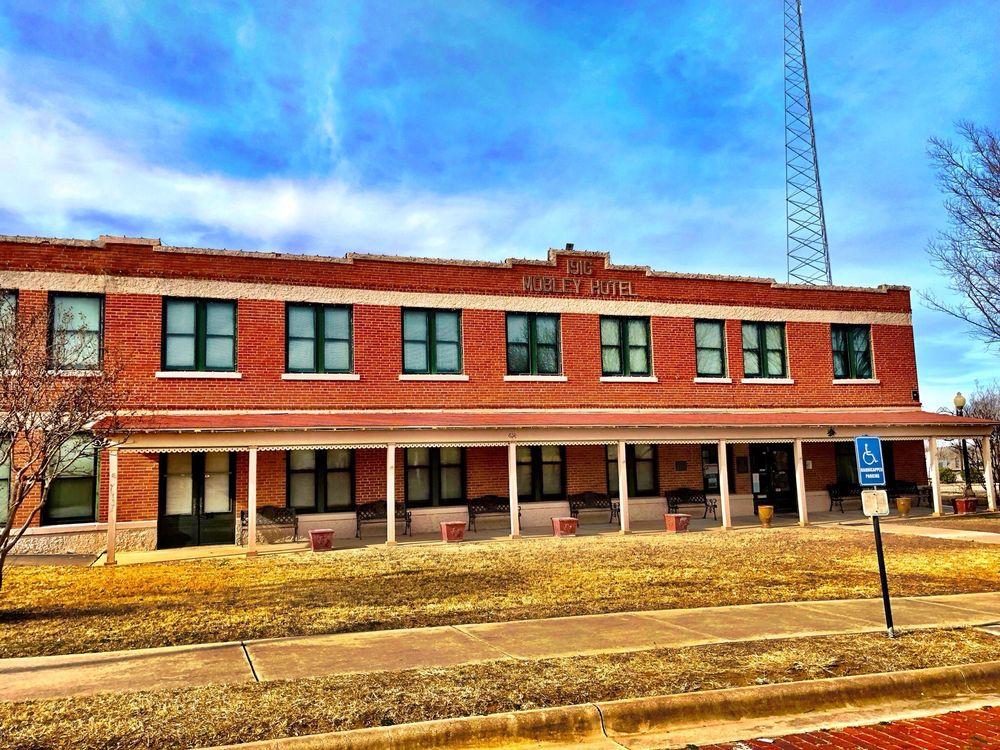 City Of Cisco: 500 Conrad Hilton Blvd, Cisco, TX