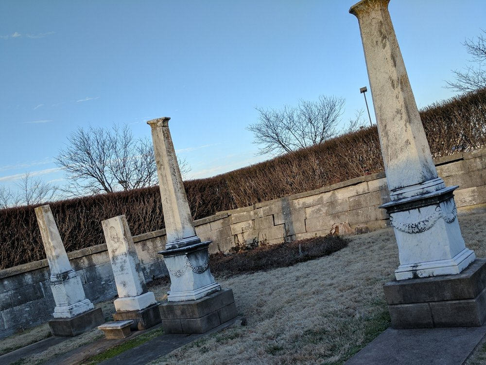 Burks Family Burial Site