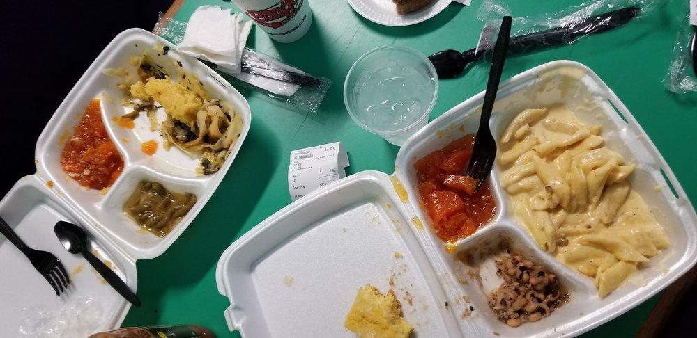 Helen T's Soul Food Cafe: 7727 Lockwood, Houston, TX