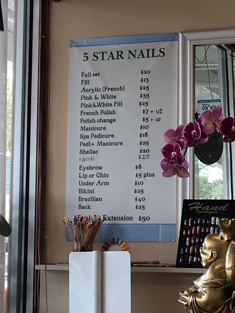 5 Star Nails - 17 Photos & 19 Reviews - Nail Salons - 16422 SE 128th ...