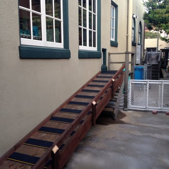 Built by todd 19 photos contractors 1901 turk st for Steps to building a house from the ground up