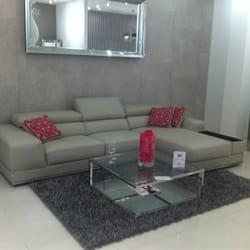 Photo Of Modani Furniture Atlanta   Atlanta, GA, United States. Italian  Sofa !