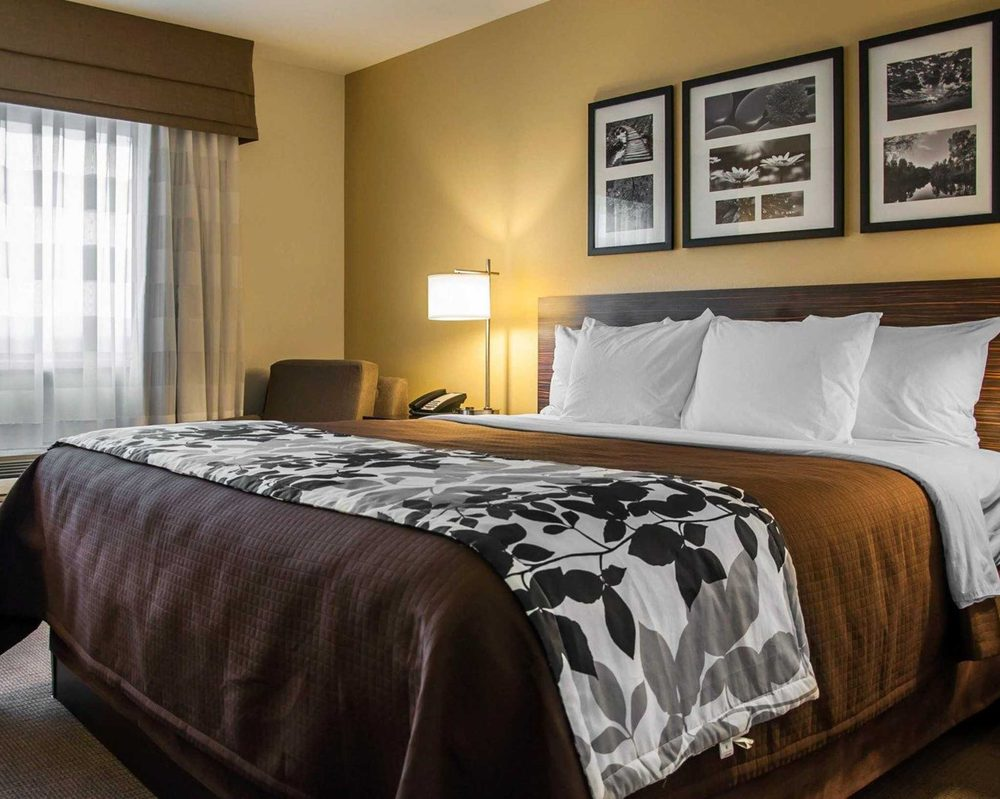 Sleep Inn & Suites I-94: 1510 E Century Ave, Bismarck, ND