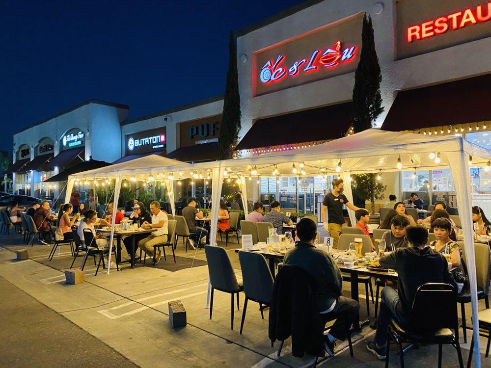 Oc & Lau Restaurant - Garden Grove