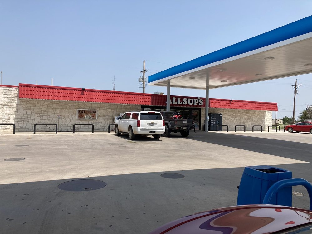 Allsups Convenience Store: Silverton, TX