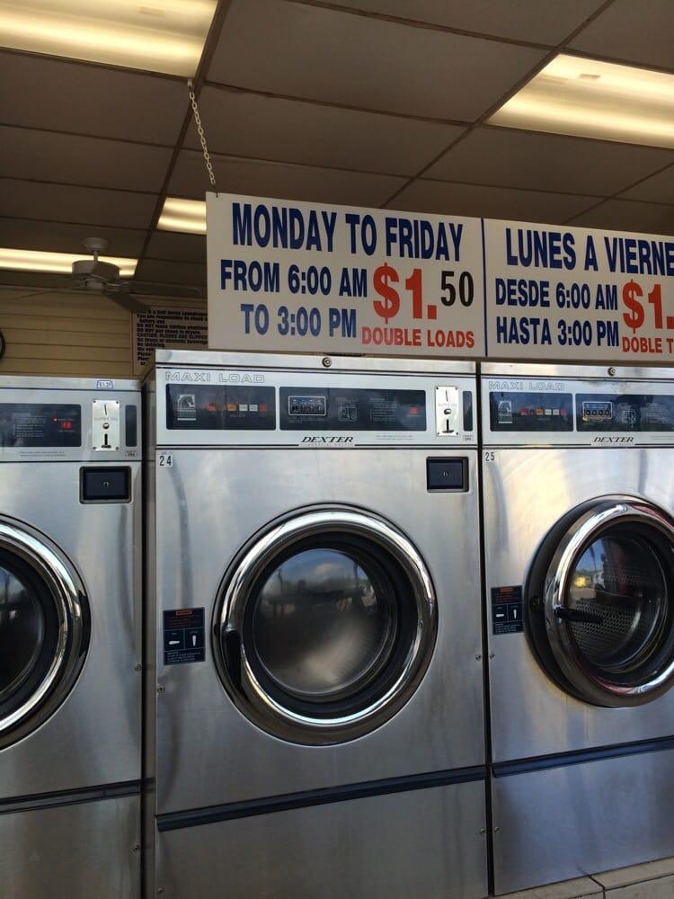 Suncoast Laundromats: 6400 5th Ave S, Saint Petersburg, FL