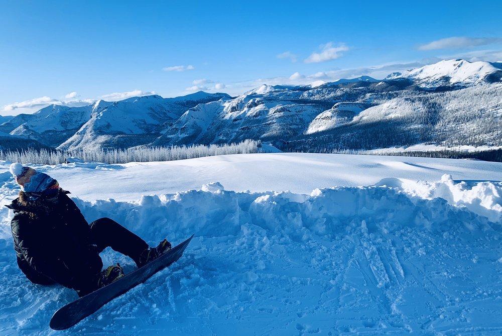 Wolf Creek Ski Area: Hwy 160, Pagosa Springs, CO