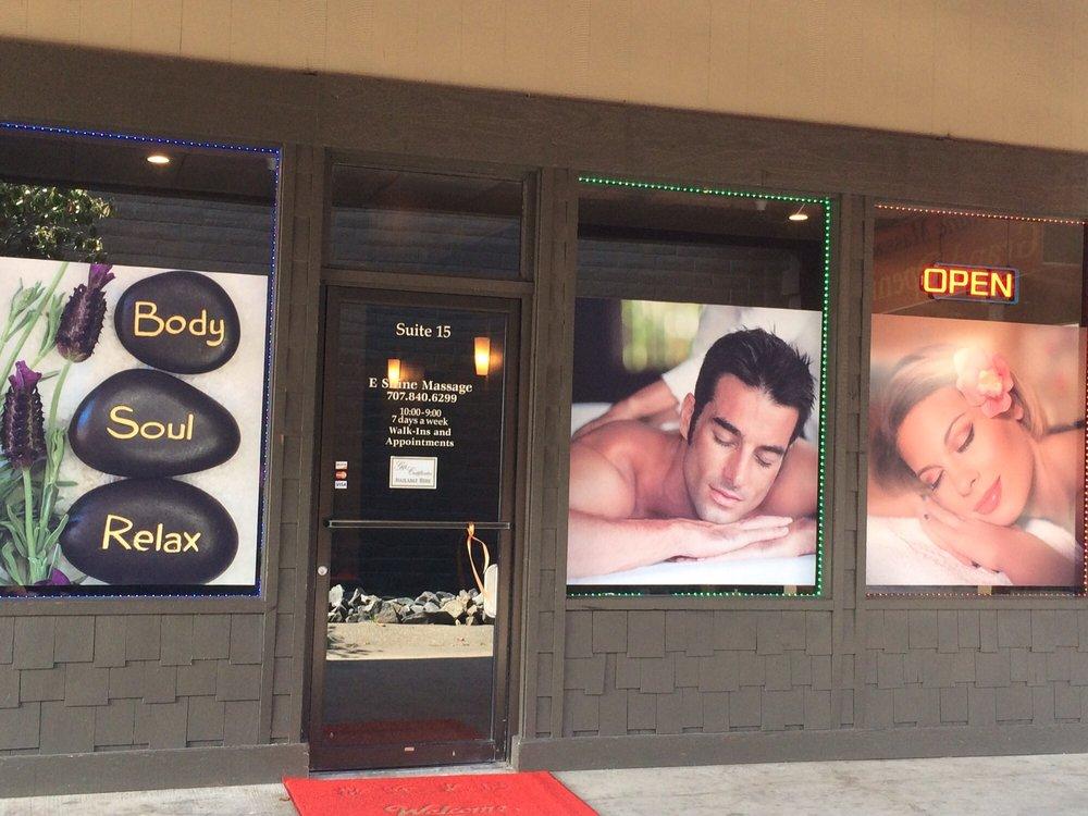 E Shine Massage: 600 F St, Arcata, CA
