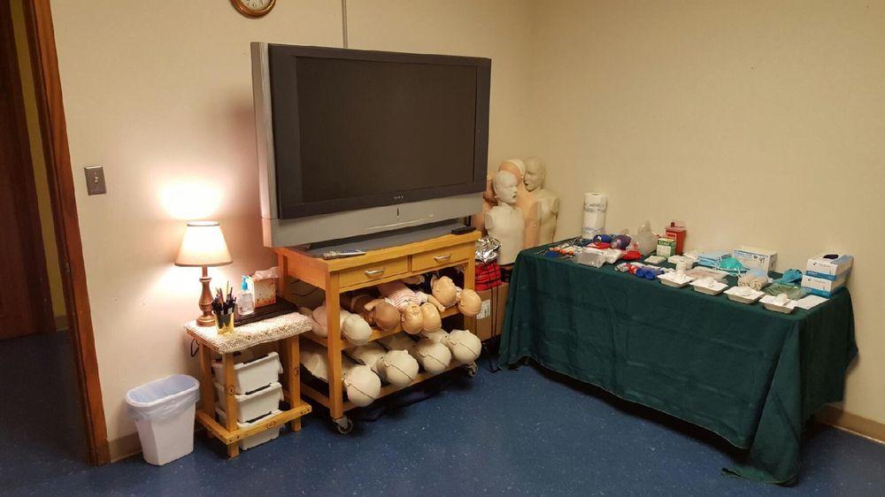 Hands Helping Hearts CPR: 355 W Elizabeth St, Brownsville, TX