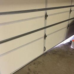 Photo Of Seacoast Garage Doors   Costa Mesa, CA, United States. Poor  Alignment