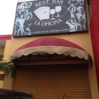 Rest bar la oficina bares avenida puerto ju rez for Bar la oficina