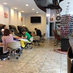 The nail bar 20 reviews nail salons 250 velma st for 20 lounge nail salon